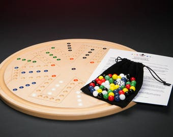 ATB Aggravation & Chinese Checkers