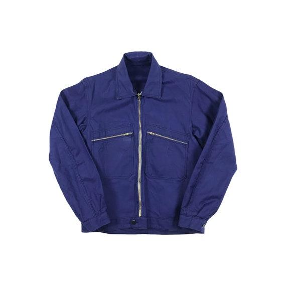 French Workwear Spencer Jacket Size Mens Medium