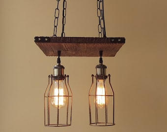 cheap rustic lighting. Rustic Light Fixture - Hanging Lighting Industrial Pendant Wood Chandelier Cheap D