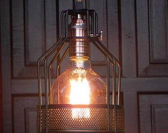 Lampadari Da Bagno Vendita On Line : Lampadari e lampade a sospensione etsy it
