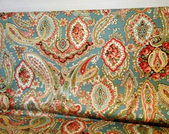 Fabric for patchwork and Quilting Treasures - Antiquities couture