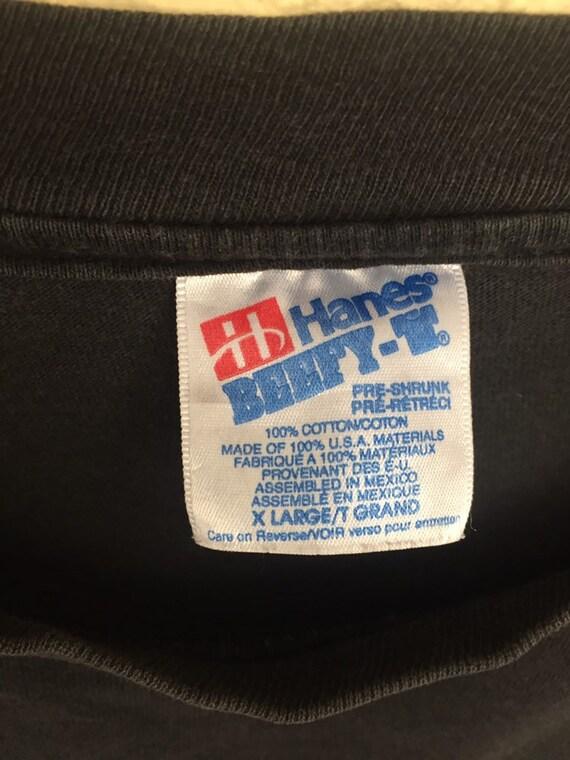 RARE Vintage The Offspring band t shirt/ vintage … - image 3