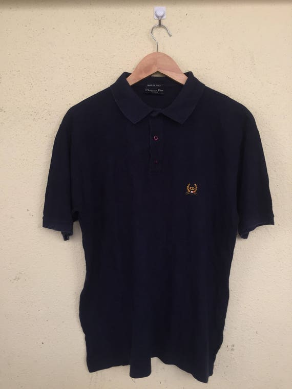 vintage dior t shirt