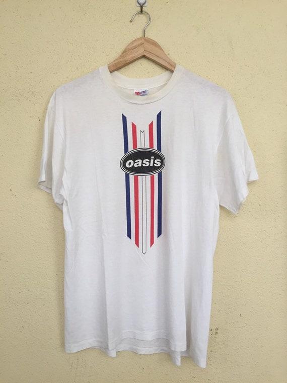 RARE Vintage Oasis band t shirt/ band tee/ britpop