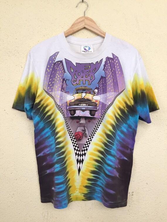 RARE Vintage 1990 Grateful Dead Tye dye T shirt/ a