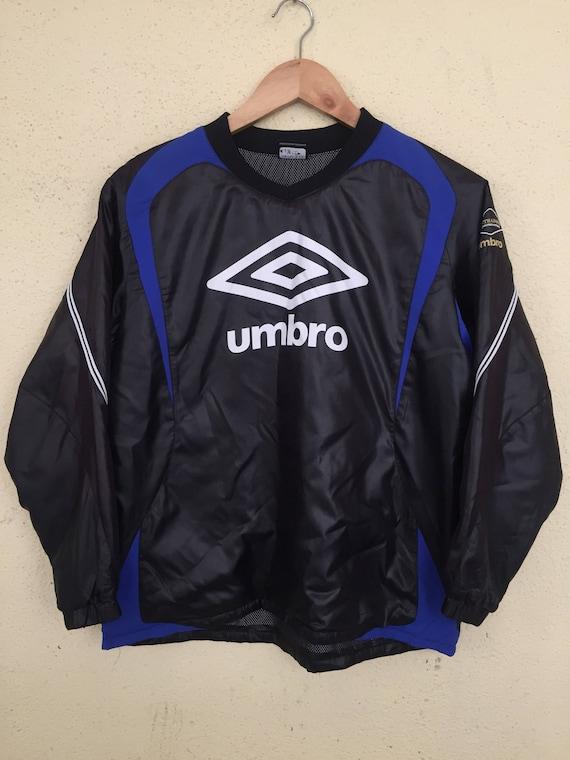 RARE vintage Umbro Training Sweatshirt/ big logo/