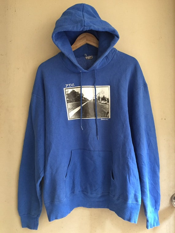 Vintage For The City skateboarding hoodies/ FTC sk
