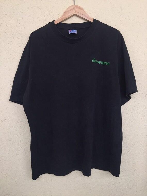 RARE Vintage The Offspring band t shirt/ vintage … - image 2