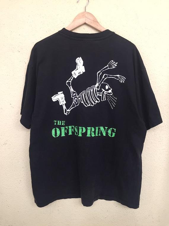 RARE Vintage The Offspring band t shirt/ vintage b