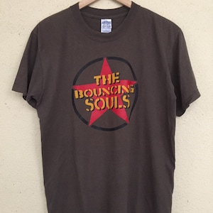 Vintage 90s ME FIRTS And The GIMME GIMMEs Try Out Booze California Punk Rock Skate Band  T-Shirt Size Xl