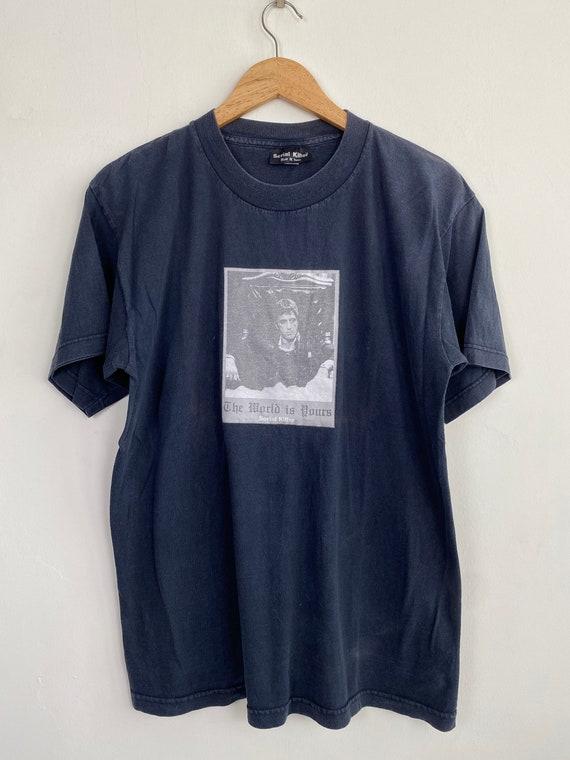Vintage Serial Killer Scarface movie t shirt/ vint