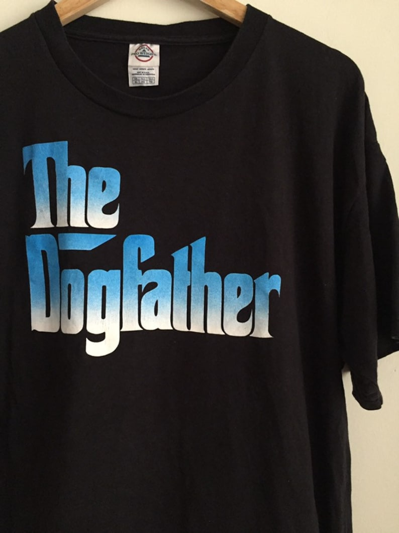 Vintage Snoop Dog t shirt The Dogfather raptee