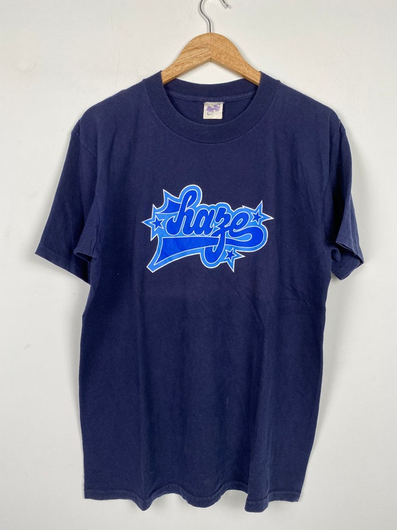 Vintage 90s Eric Haze streetwear t shirt/ vintage