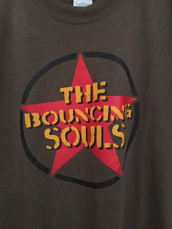 Vintage The Bouncing Souls band t shirt/ vintage … - image 4