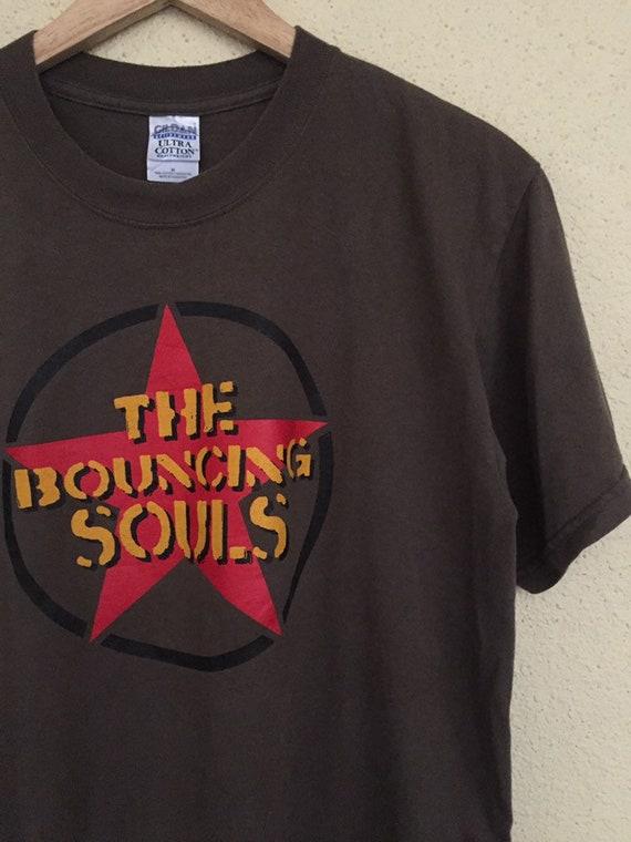 Vintage The Bouncing Souls band t shirt/ vintage … - image 5