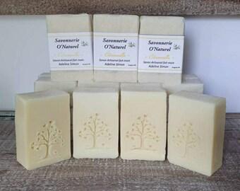 Lemongrass Soap - Castor Oil