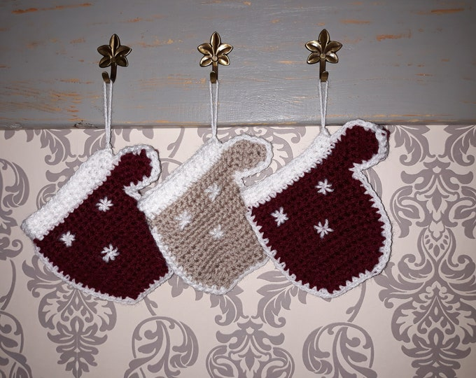Featured listing image: Christmas Mittens