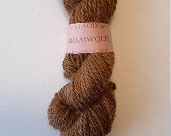 Wool 100% Alpaca