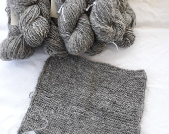 Yarn - Mystic Grey - Alpaca
