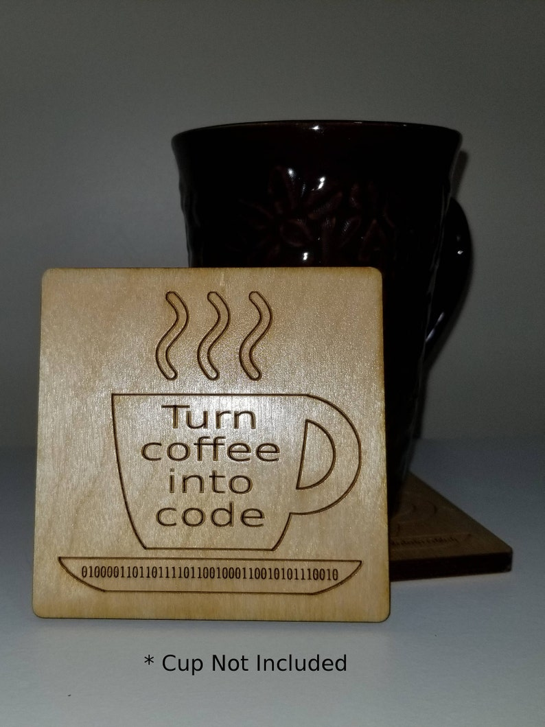 Software Engineer Gift  Software Developer Gift  Wooden image 0