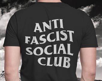 Anti Fascist Social Club T-Shirt