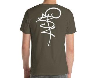 ACAB Graffiti Short-Sleeve Unisex T-Shirt