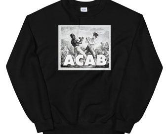 ACAB Boxers Unisex Sweatshirt