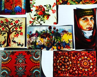 Armenian stickers