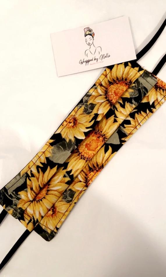 Mask (sunflower)/Wrap