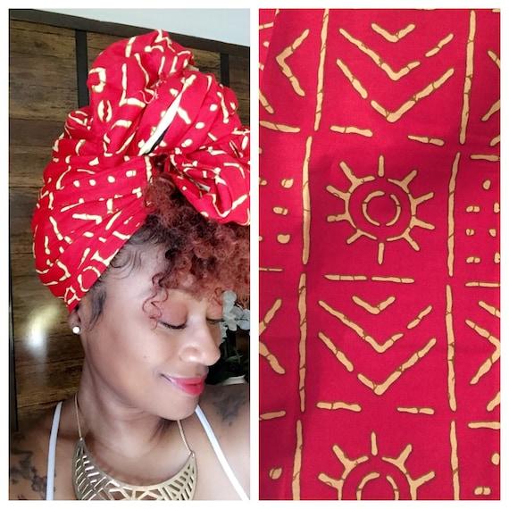 Red New Symbol Wrap