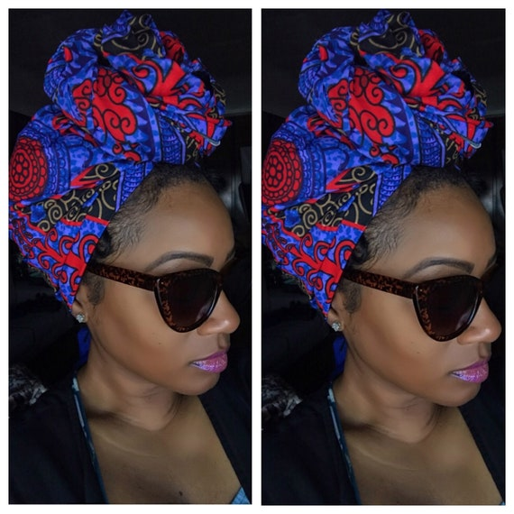 Neon Lights Head wrap