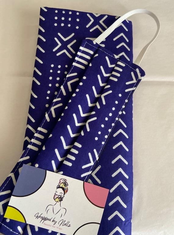 Wrap & Filtered Mask set (blue symbol)