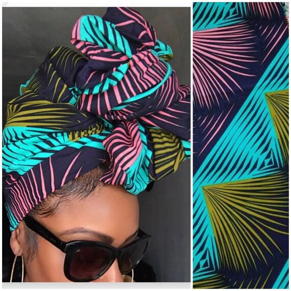 Head Wrap Wrap