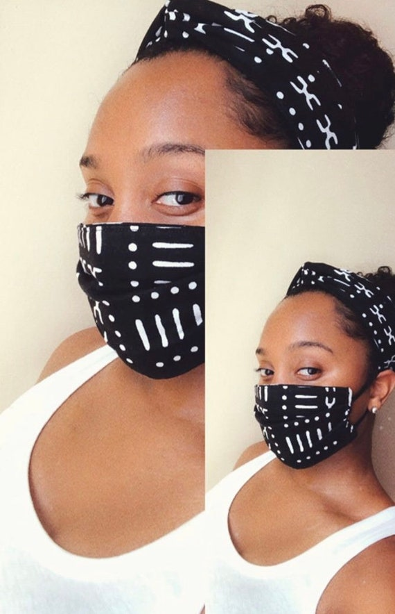 Wrap and filter mask set (Symbol pattern)