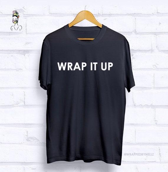 T-Shirt (wrap it up)