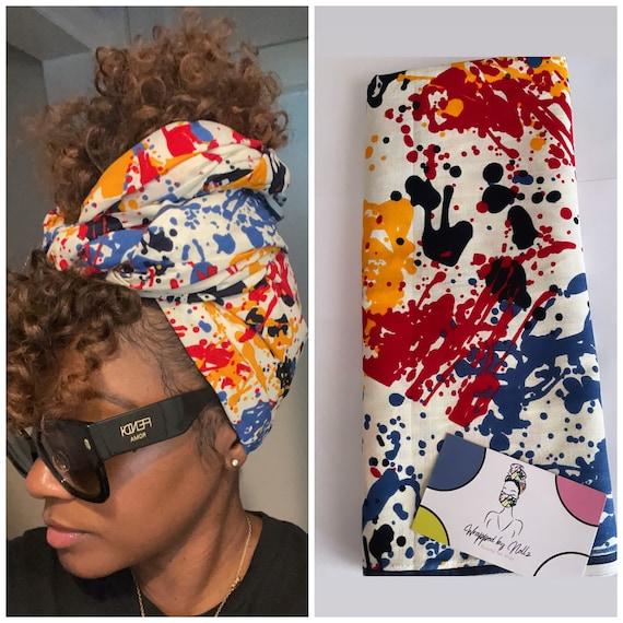 "The  ""Artist Palette"" wrap"