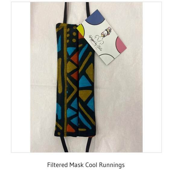 Filtered Mask Cool Runnings