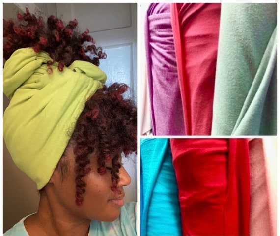 Stretchy Wrap (Dull Lime green)