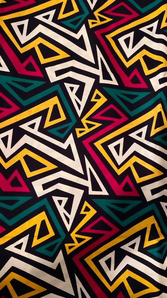 "The ""Afro Fest"" wrap"