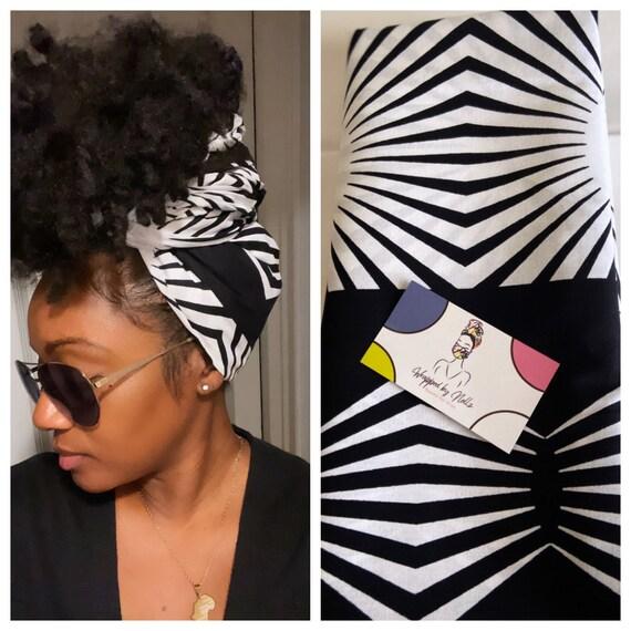 Zebra wrap