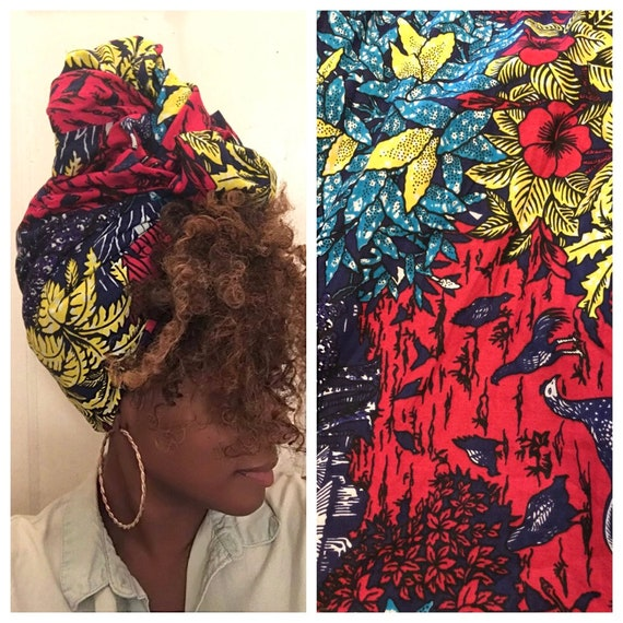 """Head wrap """"Colors"""""""