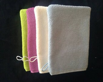 set of 4 Washcloths