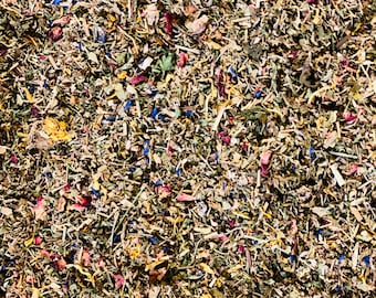 Signature mix: Dried Herbs for Chicken nesting box for Happy hens