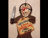 Personalized Killer Gingerbread Man Ornament