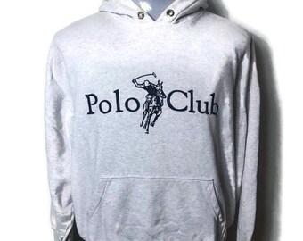 Vintage Polo Club Bog Logo Spell Out crewneck sweatshirt Polo RL polo raph lauren  polo sport polo stadium 5bd8a1d5cd