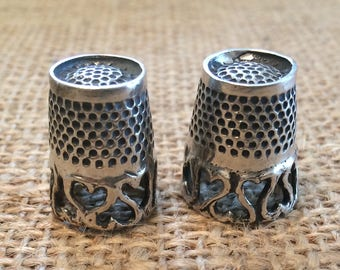 Closed Top Thimbles