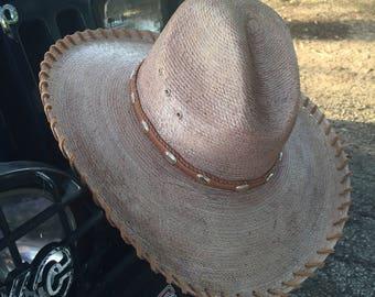 502f7b64038bf Unique custom Western hat