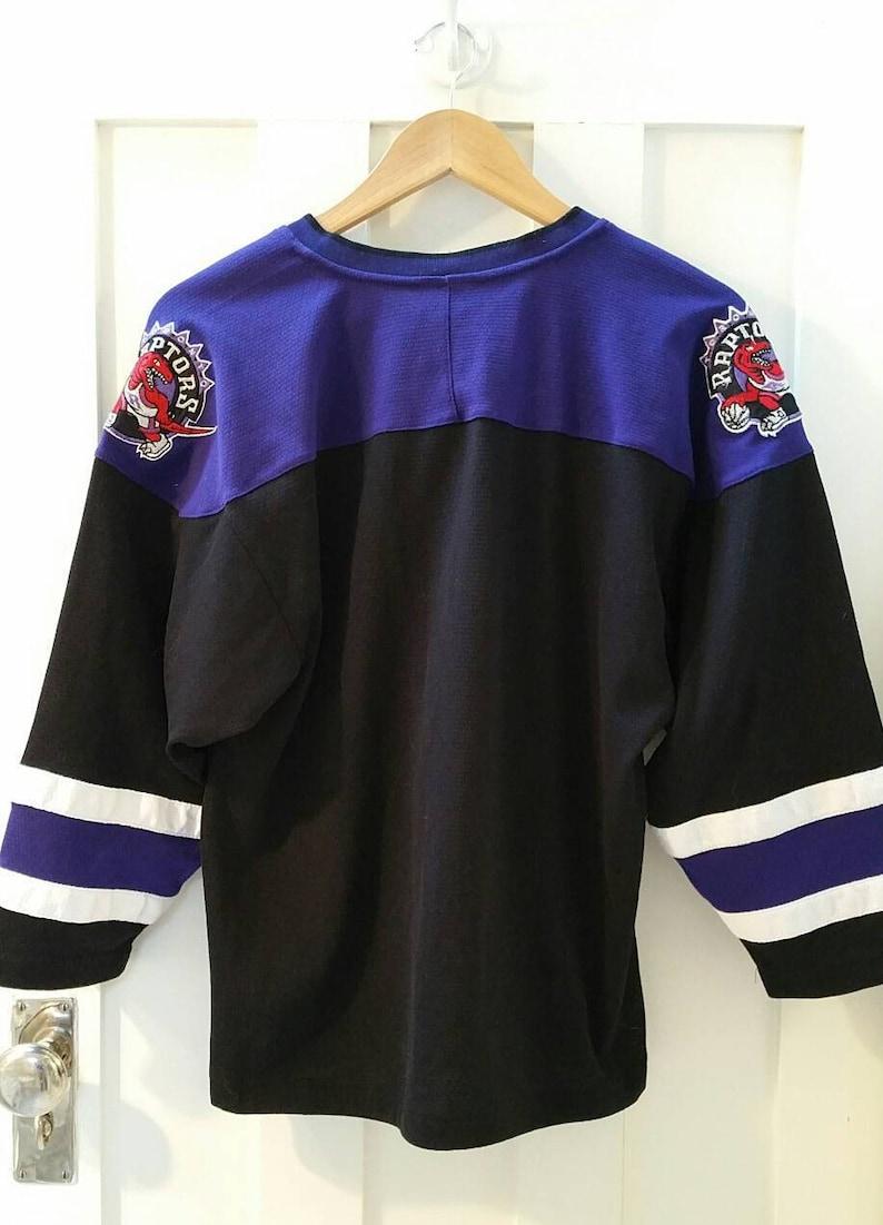 Vintage Toronto Raptors Hockey Jersey   Vintage Toronto  0b50cb2d9