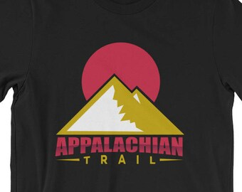 appalachian trail - appalachian - appalachian map - appalachian sticker - trail - trails - hiking trail - hiking trail sign