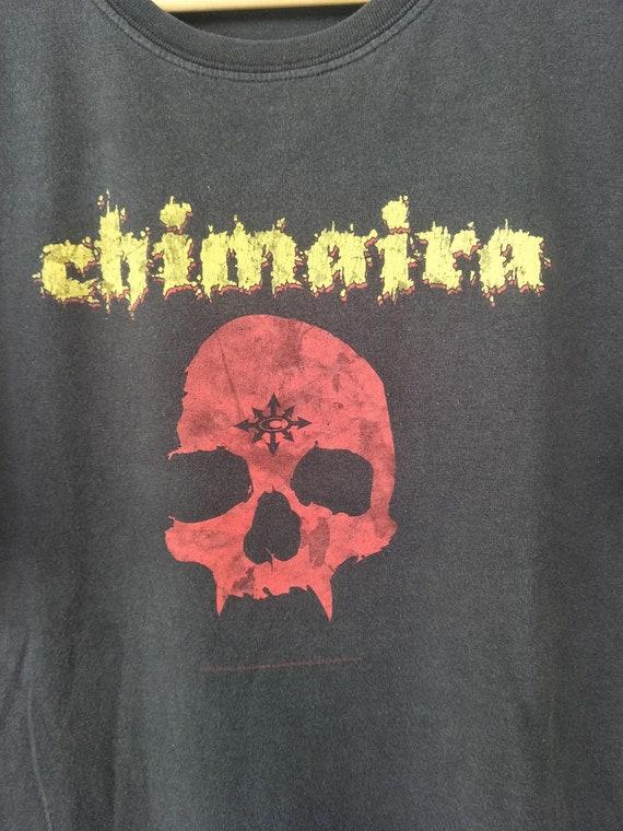 t thrash 2000 M merchandise metal metal original metal RARE nu Chimaira size metal early shirt groove heavy f5xqC